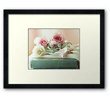 Sweet Briar Rose ~~ and her Friends Framed Print