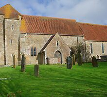 St Mary's Church, Udimore by Dave Godden