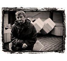 Doug Photographic Print