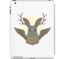 Soaring Wolpertinger iPad Case/Skin