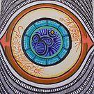 """Anja: The Third Eye Chakra"" by Kaylee Hinrichs"
