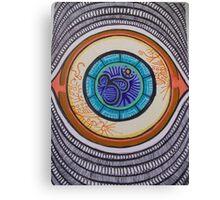 """Anja: The Third Eye Chakra"" Canvas Print"