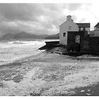 Morfa Nefyn Beach, Llyn Penninsula, North wales by Jenny Urquhart