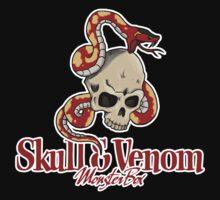 Skull & Venom by monsterbox