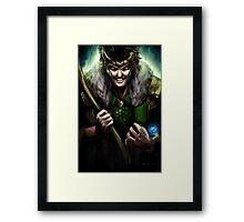 Agent of Asgard Framed Print
