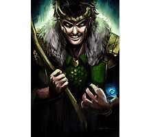 Agent of Asgard Photographic Print