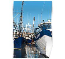Three Trawlers Poster