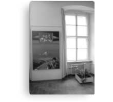 1984 - berlin east: soviet modern art Canvas Print