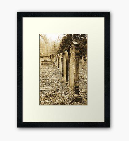 Victorian Memories Framed Print