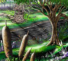 """Spearmint Forest"" by Steve Farr"