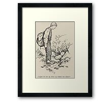 Theodor Kittelsen Per og Paal og Espen Askeladd Barne Eventyr1915p033 Framed Print
