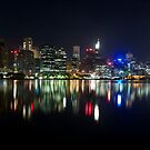City lights by donnnnnny