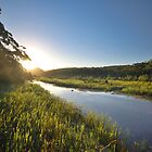 Thurra River - Croajingolong National Park by salsbells69