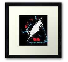 Fighter 2 Framed Print