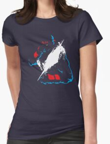 Fighter 2 Womens Fitted T-Shirt