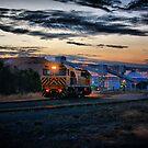 Diesel N Dusk by Chris Paddick