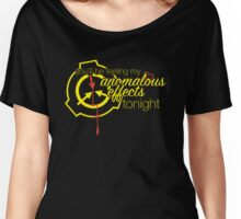 Anomalous effects Women's Relaxed Fit T-Shirt