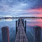 Bunbury Boat Harbour  by Chris Paddick