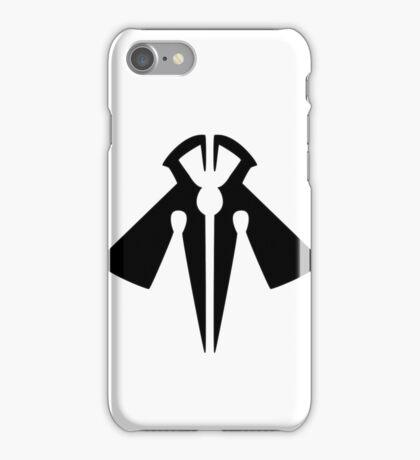 Rank-Up-Magic Raptor's Force Black edition iPhone Case/Skin