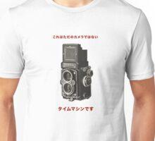カメラ      ローライフレックス Unisex T-Shirt