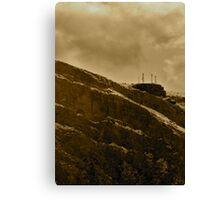 Mount Radio Canvas Print