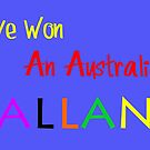 Australia's Youth Challenge Banner  by H0110wPeTaL