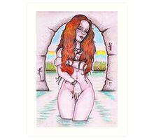 A Different Venus Art Print