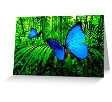 Butterfly Deam III Greeting Card