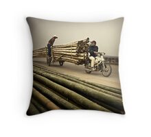 It's Possible ... #0201 Throw Pillow