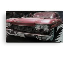 Hot Rider Canvas Print