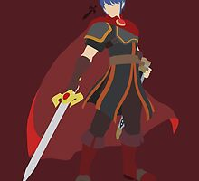 Marth (Red) - Super Smash Bros. by samaran