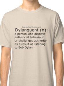 Dylanquent 1 Classic T-Shirt
