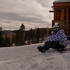 A long Day Of Snowboarding by Roschetzky