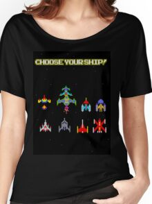 Choose Your Ship! Women's Relaxed Fit T-Shirt