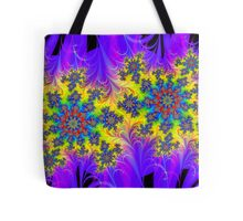 Charged Particles Tote Bag