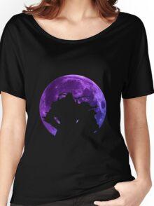 fullmetal alchemist edward alphonse elric blood anime manga shirt Women's Relaxed Fit T-Shirt