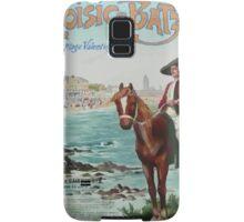 Gustave Fraipont Affiche PO LeCroisic Batz Samsung Galaxy Case/Skin