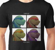 Turtlez: Pizza Dayz Unisex T-Shirt