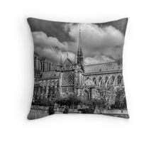 Crown Jewel Of Paris Throw Pillow