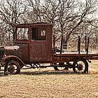 An Old Rusty Truck by Susan Russell