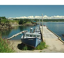 Scott's Bay, Nova Scotia Photographic Print