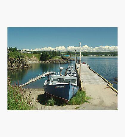 Scott's Bay, Nova Scotia Photographic Print