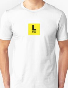 Learner Dad Unisex T-Shirt