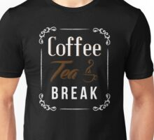 Coffee Tea Unisex T-Shirt