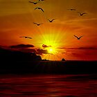 THE SUNSET OF MY LIFE by RoseMarie747
