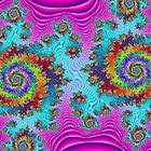Mandy Spirals by wolfepaw