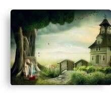 Daydreamer..... Canvas Print