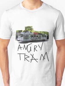 angry tram T-Shirt