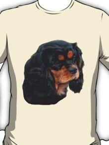 Black & Tan Cavalier King Charles Spaniel T-Shirt