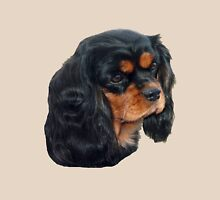 Black & Tan Cavalier King Charles Spaniel T-Shirt